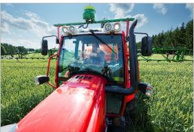 Foto Traktor