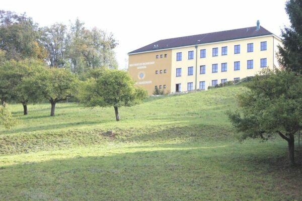 Schulgebäude Mostviertler Bildungshof Gießhübl